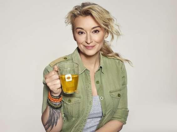 Martyna Wojciechowska w nowej kampanii dla marki Lipton