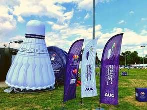 Business Consulting promuje mistrzostwa świata seniorów w badmintonie w Katowicach