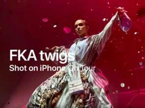 Gwiazdy muzyki w kampanii iPhone'a