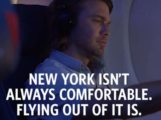 Linie lotnicze Delta adresują kampanię do nowojorczyków