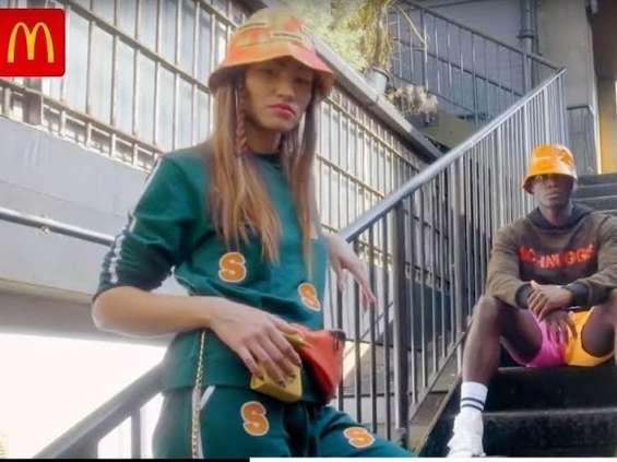 McDonald's wprowadza na rynek fake'ową markę odzieżową [wideo]