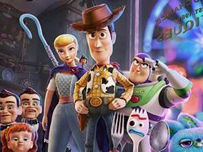 """Disney bije rekord dzięki """"Toy Story 4"""""""