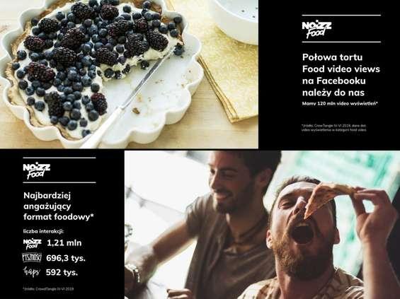 Noizz Food z kampanią wizerunkową