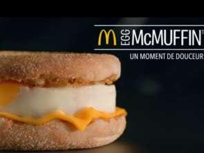 McDonald's z sugestywną kampanią promującą śniadania [wideo]
