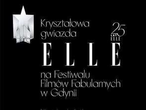 """""""Elle"""" po raz 10. przyzna na FPFF w Gdyni swoje nagrody"""