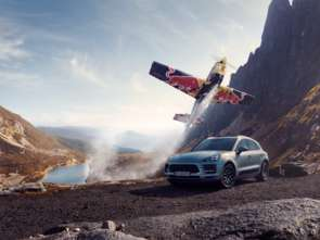 DDB i Shootme Visual Artists dla Porsche Macan