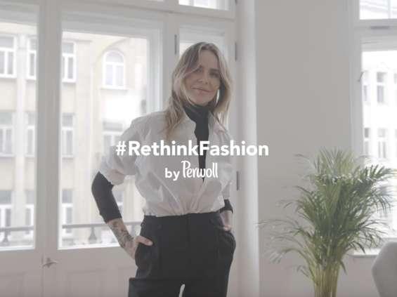 Maja Sablewska w kampanii marki Perwoll [wideo]