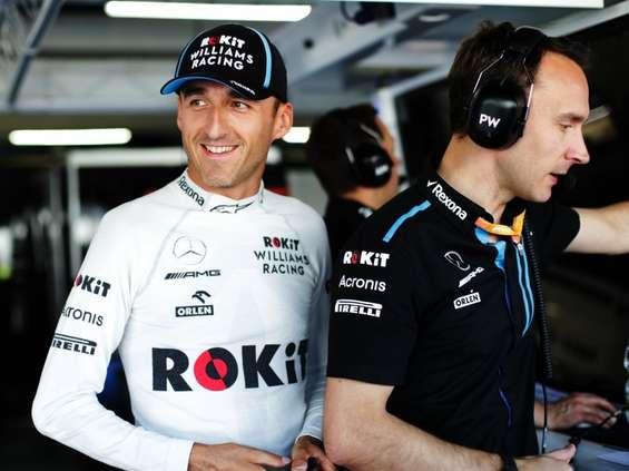 Kubica odchodzi z zespołu Williams, Orlen zabiera pieniądze