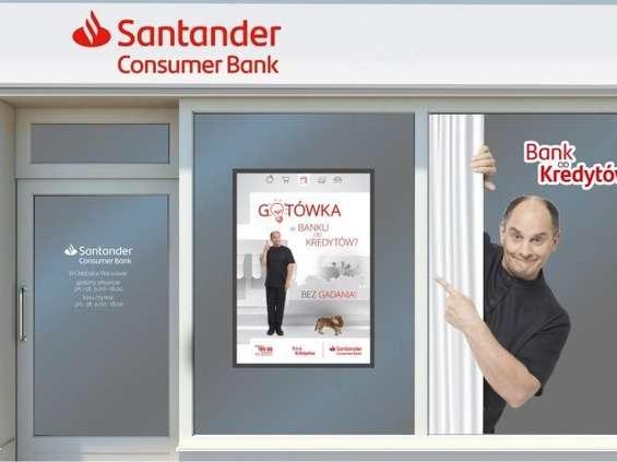 """Santander Consumer Bank: """"Bez gadania"""" [wideo]"""