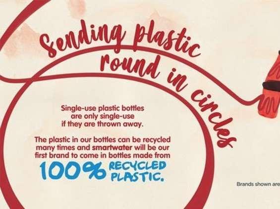 Coca-Cola zachęca do recyklingu