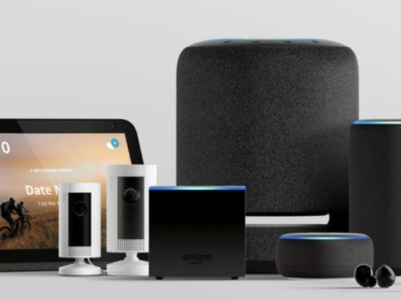 Alexa pojawi się w wielu nowych urządzeniach