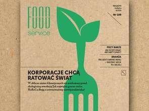 """""""Food Service"""" zwiększa objętość, zmienia format i layout"""