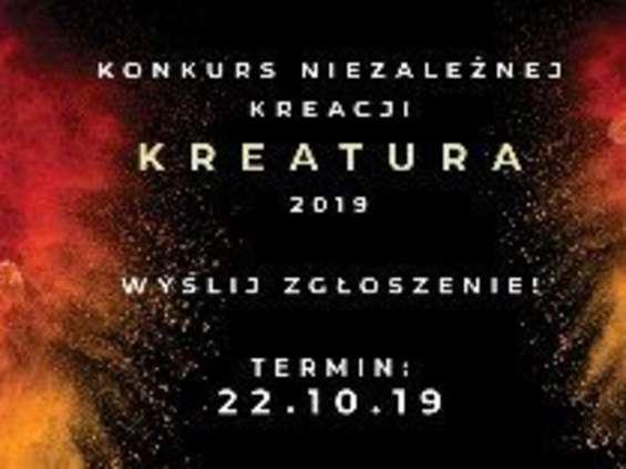 Karolina Kałużna przewodniczącą jury konkursu Kreatura