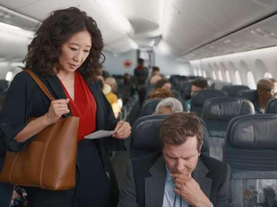 Sandra Oh w spocie dla Air Canada [wideo]