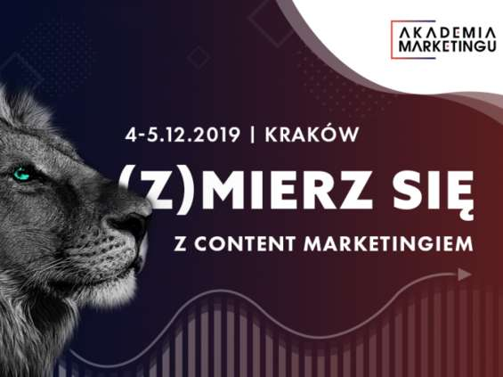 (Z)mierz się z content marketingiem