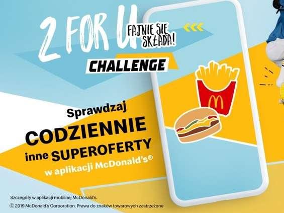 McDonald's z superofertami w aplikacji mobilnej dla młodych konsumentów [wideo]