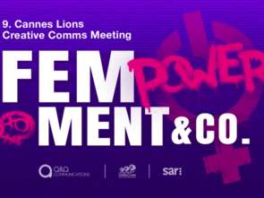 O wzmacnianiu kobiet i zaangażowaniu - Cannes Lions Creative Comms Meeting po raz 9.