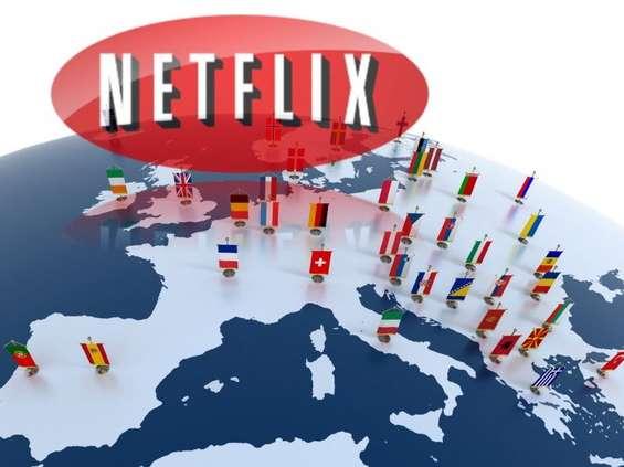 Netflix wydaje już więcej na marketing poza Stanami Zjednoczonymi