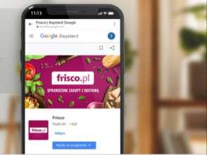 Zakupy na Frisco.pl już możliwe z Asystentem Google