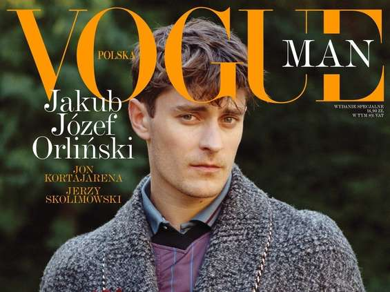 """""""Vogue Man"""" debiutuje z trzema okładkami"""