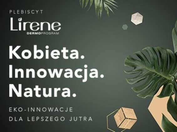 Ruszył ekoplebiscyt marki Lirene
