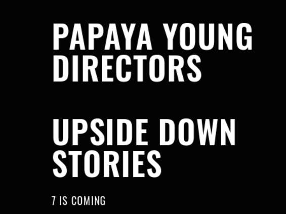 Startuje 7. edycja konkursu Papaya Young Directors