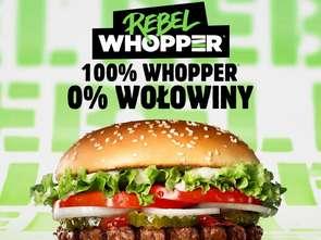 Burger King wprowadza roślinnego burgera