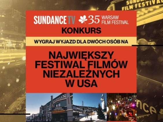 SundanceTV i Warszawski Festiwal Filmowy ze wspólnym konkursem