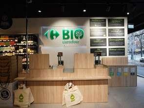 Pierwszy Carrefour Bio otwarto w Warszawie