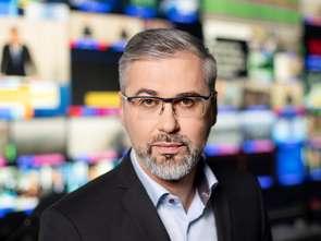 Michał Samul szefem pionu informacji TVN