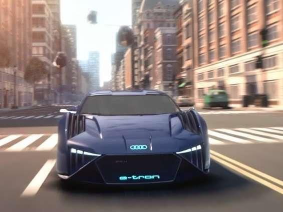 """Audi promuje auta elektryczne w animacji """"Tajni i fajni"""" [wideo]"""