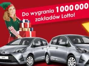 Nagrody za 3,6 mln zł w świątecznej loterii Lotto [wideo]