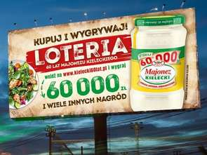 Loteria na 60. urodziny Majonezu Kieleckiego