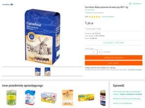 Carrefour wchodzi na Allegro