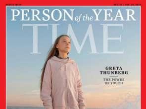 """Greta Thunberg Człowiekiem Roku """"Time"""""""