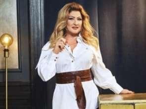 Beata Kozidrak w świątecznej kampanii Zalando