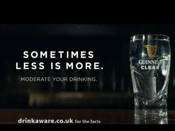 Guinness z kampanią zachęcającą do... picia wody