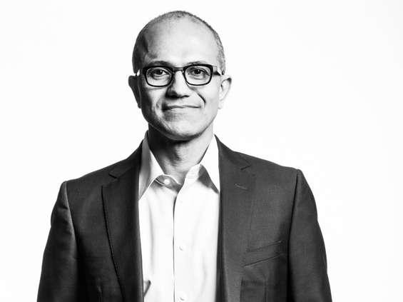 """Satya Nadella Człowiekiem Roku 2019 według """"Financial Times"""""""