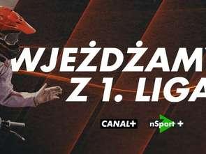 Canal+ przejmuje prawa do 1. Ligi Żużlowej