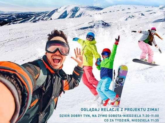 TVN Discovery z Projektem Zima 2020 na Dolnym Śląsku