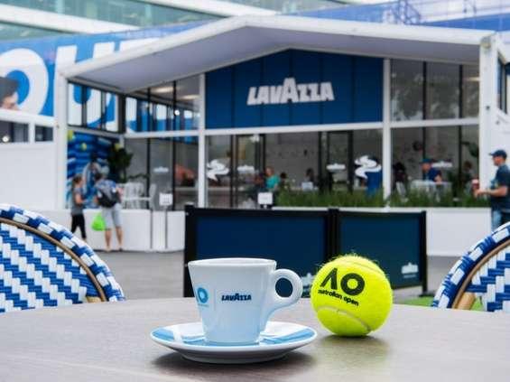 Lavazza po raz piąty oficjalną kawą Australian Open