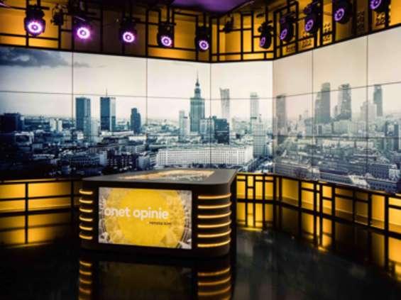 Onet ma własne studio telewizyjne