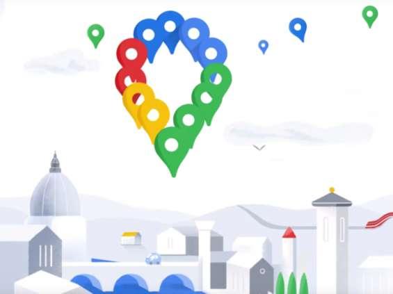 Mapy Google mają 15 lat