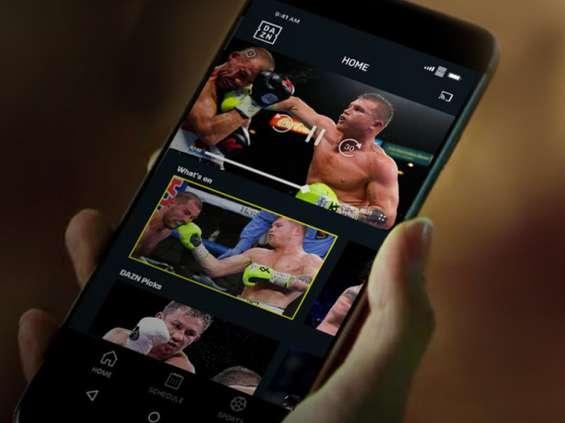 Sportowa platforma streamingowa Dazn w maju w Polsce