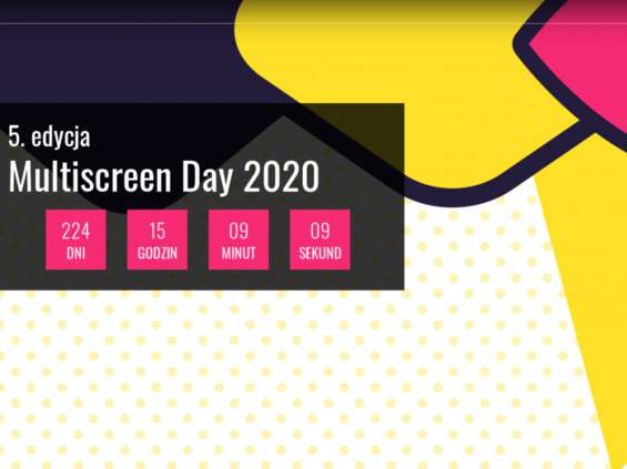 Nowe terminy Multiscreen Day i Next Day Summit