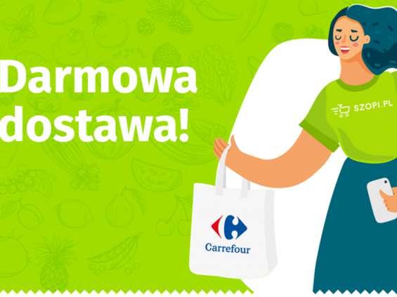Szopi.pl i Carrefour łączą siły dla seniorów