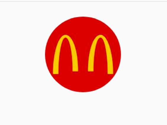McDonald's rozdziela złote łuki w Brazylii