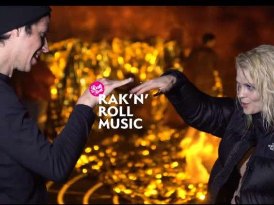 Kulisy pierwszego klipu Rak'n'Roll Music [wideo]