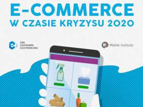 """Raport """"E-commerce w czasie kryzysu 2020"""""""