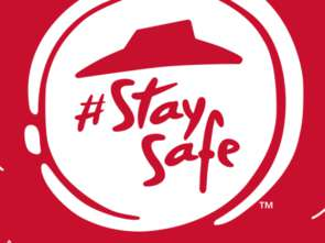 #StaySafe w nowym logo Pizza Hut
